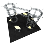 Gemini 20X20 Orbital Express Truss Exhibit Kit [Hardware only]