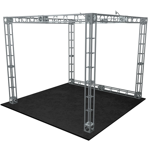 Luna 10X10 Orbital Express Truss Exhibit Kit [Hardware only]