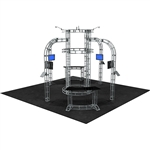 Vesta 20X20 Orbital Express Truss Exhibit Kit [Hardware only]