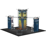 Zenit 20X20 Orbital Express Truss Exhibit Kit [Graphics only]