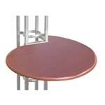 Orbital Curved Tabletops