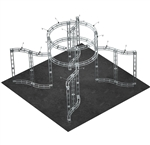 Canis 20' x 20' Orbital Truss System [Hardware Only]