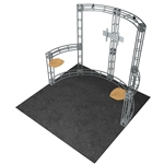Cetus 10' x 10' Orbital Truss System [Hardware Only]