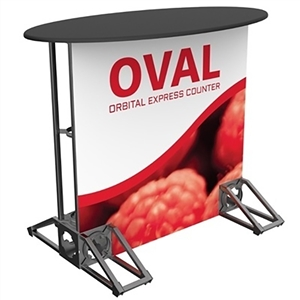 Orbital Truss Oval Counter [Graphics Only]