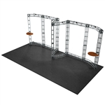 Electra 10' x 20' Orbital Truss System [Hardware Only]