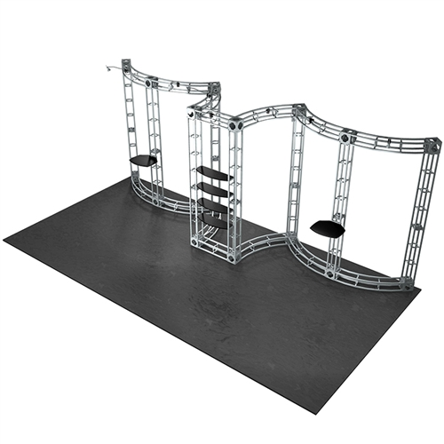 Phoenix 10' x 20' Orbital Truss System [Hardware Only]