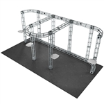 Polaris 10' x 20' Orbital Truss System [Hardware Only]
