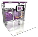 Vela-2 10' x 10' Orbital Truss System [Hardware Only]
