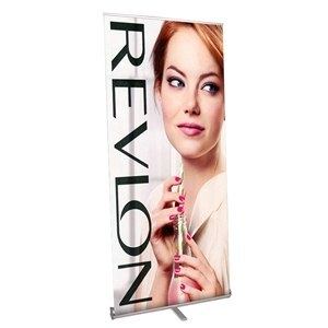 Pacific 1000 Retractable Banner Stand [Graphics Only]