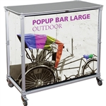Portable PopUp Bar - Large [Complete]