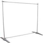 Pegasus Standard Indoor Banner Stand [Hardware Only]