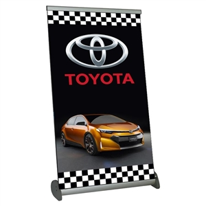 Phoenix Mini Retractable Banner Stand