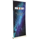 Revolution Retractable Banner Stand [Complete]