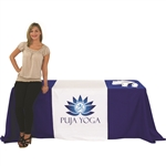 2.5 Foot Premium Dye Sub Table Runner - Full