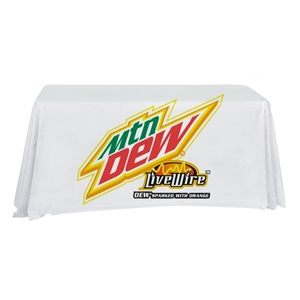 Premium Dye Sub Table Throw - 4 FT Full [4 Sided]