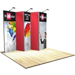 10 ft x 10 ft Vector Frame 1 Display Stand [Graphics Only]