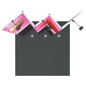 10 ft x 10 ft Vector Frame 1 Display Stand [Hardware Only]