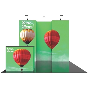 10 ft x 10 ft Vector Frame 2 Display Stand [Hardware Only]