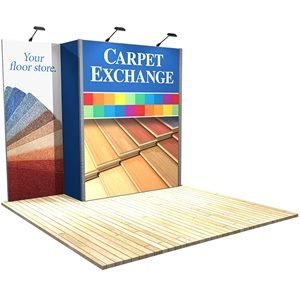 10 ft x 10 ft Vector Frame 3 Display Stand [Kit]