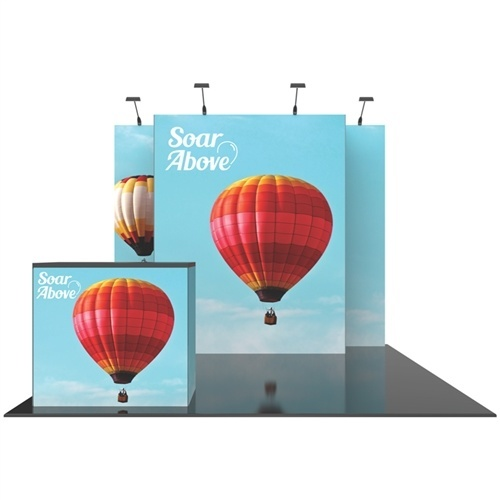 10 ft x 10 ft Vector Frame 4 Display Stand [Hardware Only]