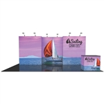 10 ft x 20 ft Vector Frame 5 Display Stand [Hardware Only]
