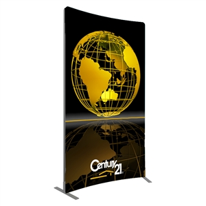 Vector 5 ft x 8 ft Curved Banner 2 [Double-sided]