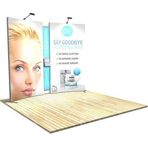 10 ft x 10 ft Vector Frame Kit 11