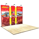 10 ft x 10 ft Vector Frame Kit 13