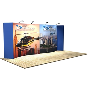 10 ft x 20 ft Vector Frame Kit 18 [Graphics only]
