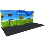 10 ft x 20 ft Vector Frame Kit 21 [Graphics Only]
