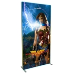 Vector Frame 4 ft x 8 ft Light Box Rectangle 04 [Graphics Only]