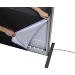 Vector Frame Light Box 20 FT Rectangle 07 [Hardware Only]