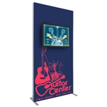 Vector Frame Monitor Kiosk 02 [Replacement Graphics]