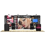 Atlantic 20 ft WaveLine Media Display [Kit]