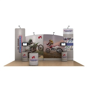 Hammerhead 20 ft WaveLine Media Display [Kit]
