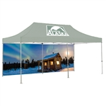 Zoom 10' x 20' Tent Back Wall [Graphics Only]