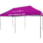 Zoom 10' x 20' Tent [With Canopy]