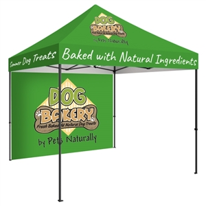 Zoom Economy 10' x 10' Tent [Backwall]