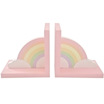 Rainbow Bookends Set of 2 (x18)