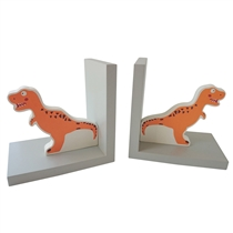 Dinosaur Bookends Set of 2 (x18)