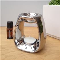 Sweetheart Ceramic Wax Melter - Chrome