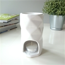 Abstract Ceramic Wax Melter