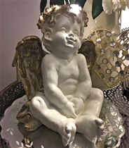 LED Cherub Hands in Lap 24cm (x4)