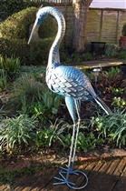 Holly the Metal Heron 90cm (x4)
