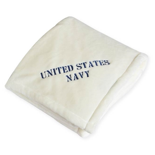 The softest fleece blankets for the US Navy.