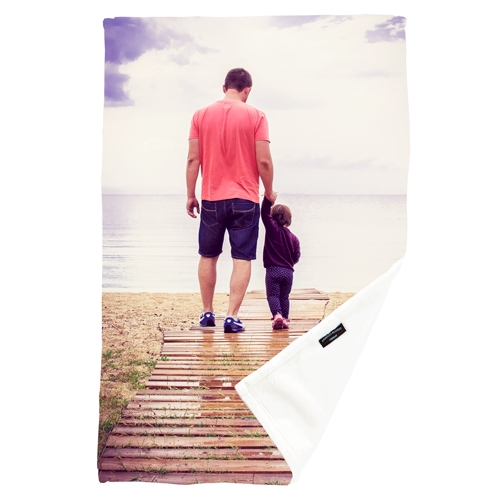 7899092e05 Customized   Personalized Photo Throw Blankets