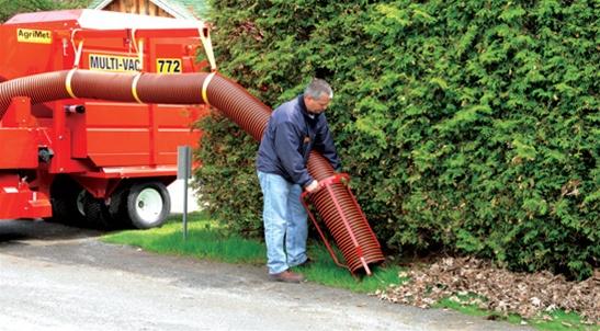 Agrimetal Multi Vac Series Model 10120 Leaf Amp Debris