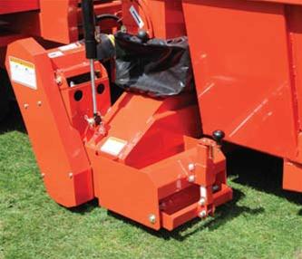 Agrimetal Multi Vac Series Model 1096 Leaf Amp Debris