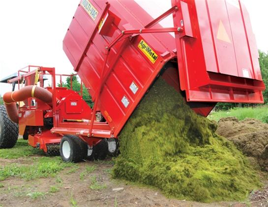 Commercial Rotary Blower : Agrimetal multi vac series model leaf debris