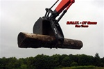 Amulet B.R.U.T. Rigid Bucket Thumb for 1 to 3 Ton Excavators